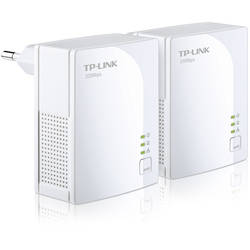 TP-LINK Adaptor PowerLine 200Mbps TL-PA2010KIT