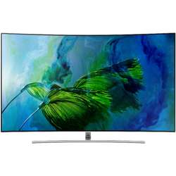 Samsung Televizor QLED 55Q8C, Curbat, Smart TV, 138 cm, 4K Ultra HD