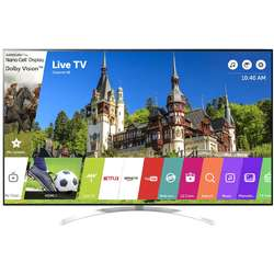 LG Televizor LED 55SJ850V Super UHD Smart, 139 cm, 4K Ultra HD