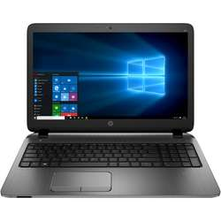 Laptop HP 15.6'' Probook 450 G3, FHD, Intel Core i5-6200U, 4GB DDR4, 256GB SSD, GMA HD 520, Win 7 Pro + Win 10 Pro