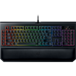 Razer Tastatura Gaming BlackWidow Chroma V2, Mechanical keys, Green switch