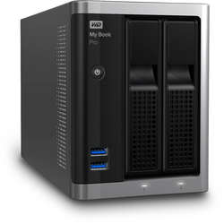 Western Digital HDD Extern My Book Pro, 3.5'', 16TB, USB 3.0, negru
