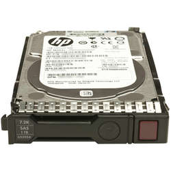 HP HDD Server 1TB 6G SAS 7.2K Rpm SFF 2.5""