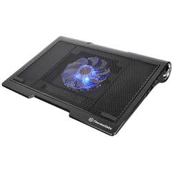 "Thermaltake Cooler notebook Massive SP, dimensiune notebook: 17"", include boxe stereo"