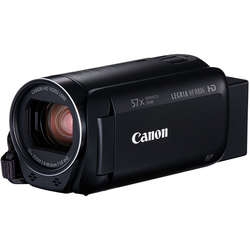"Canon Camera video Legria HF R806, Full HD 1920x1080, senzor CMOS 1/4,85"", 32X optical zoom, zoom digital 1140X"