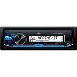 JVC Radio player auto KD-X33MBT Marine, 4x50W, USB, AUX, Bluetooth