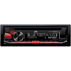JVC Radio CD auto KD-R784BT, 4x50W, USB, AUX, Bluetooth, Subwoofer control
