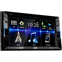 JVC Multimedia Player auto KW-V230BT, 6.2 inch, Bluetooth, MOS-FET 50W x 4