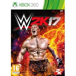 TAKE 2 INTERACTIVE WWE 2K17 - XBOX360