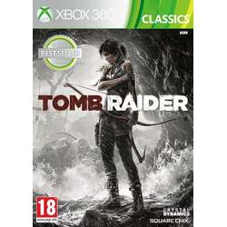 Square Enix Ltd TOMB RAIDER CLASSICS - XBOX360