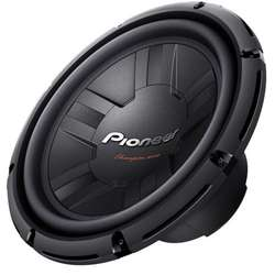 Pioneer Subwoofer auto TS-W311, 30 cm, 1000 W
