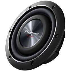 Pioneer Subwoofer auto TS-SW2002S2, 20 cm, 600 W