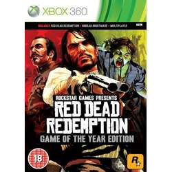 TAKE 2 INTERACTIVE RED DEAD REDEMPTION GOTY - XBOX360