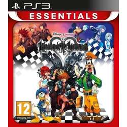 KINGDOM HEARTS HD 1.5 REMIX ESSENTIALS - PS3