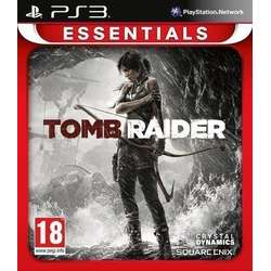 Square Enix Ltd TOMB RAIDER ESSENTIALS - PS3