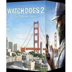 Ubisoft Ltd WATCH DOGS 2 SAN FRANCISCO EDITION - PS4