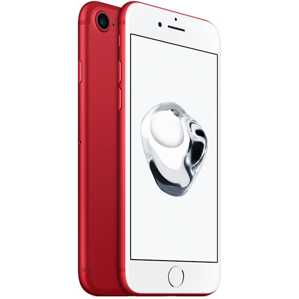 Telefon Mobil Apple iPhone 7 Plus 256GB RED Special Edition