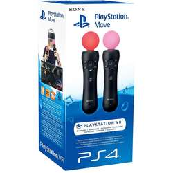 Controller Sony PlayStation Move Twin Pack, Negru