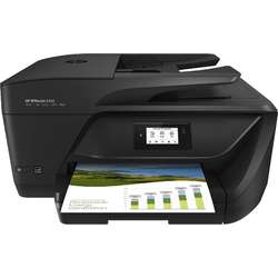 Multifunctionala HP Officejet 6590, Inkjet, Color, Format A4, Fax, Wi-Fi, Duplex