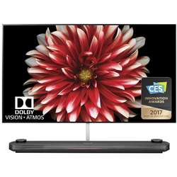 LG Televizor OLED OLED65W7V, Smart TV, DOLBY ATMOS, WebOS 3.5, 360VR, Voice recognitiona, 164 cm, 4K Ultra HD