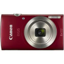 Canon Aparat foto digital IXUS 185, 20MP, Rosu