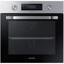 Samsung Cuptor incorporabil NV66M3531BS, Electric, 66 l, Display Led, Dual Cook, Clasa A, Inox