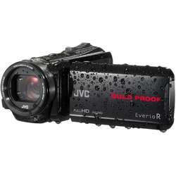 JVC Video Camera Quad-Proof R GZ-R435BEU, Full HD, Black