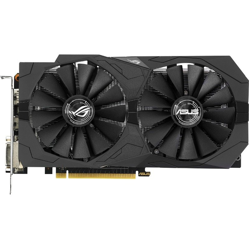 Placa video ASUS GeForce GTX 1050 STRIX GAMING 2GB DDR5 128-bit
