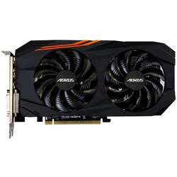 Placa video GIGABYTE AORUS Radeon RX 580 4GB DDR5 256-bit