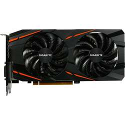 Placa video GIGABYTE Radeon RX 570 GAMING 4GB DDR5 256-bit