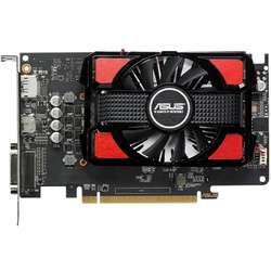 Placa video ASUS Radeon RX 550 4GB DDR5 128-bit