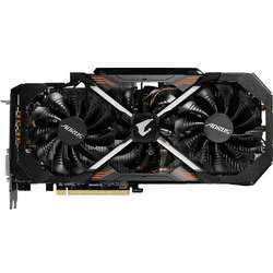 Placa video GIGABYTE AORUS GeForce GTX 1080 Ti XTREME Edition 11GB DDR5X 352-bit