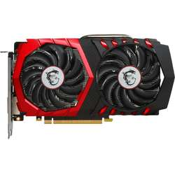 Placa video MSI GeForce GTX 1050 GAMING X 2GB DDR5 128-bit