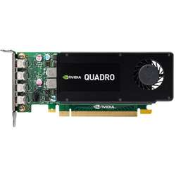 Placa video profesionala PNY NVIDIA Quadro K1200 DVI 4GB DDR5 128 Bit Low Profile