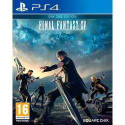 Square Enix Ltd FINAL FANTASY XV D1 EDITION - PS4