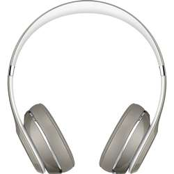 Beats Casti Audio Solo 2 Luxe Edition Argintiu