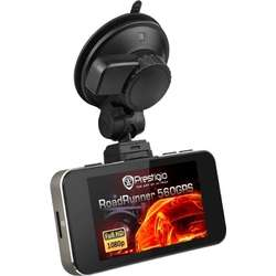 PRESTIGIO Car Video Recorder RoadRunner 560GPS, Full HD + GPS