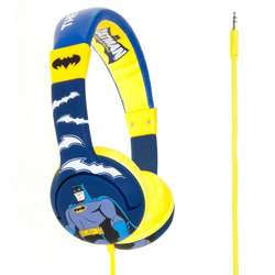 Casti audio cu banda Licensed Batman – The Brave and The Bold, Junior