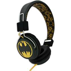 Casti audio cu banda Licensed Batman – Vintage Teen