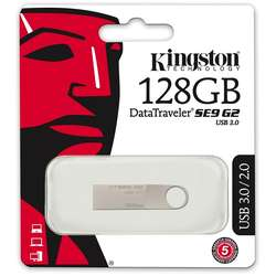 KINGSTON Memorie USB 128GB USB3.0 DataTraveler SE9 G2