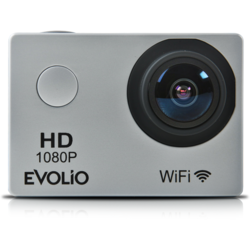Evolio Camera de Actiune iSmart PRO, Full HD 1080P, Wi-Fi