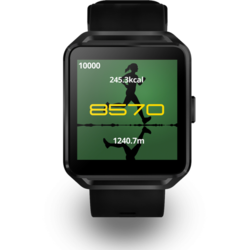 Smartwatch Evolio X-Watch 3, ecran IPS