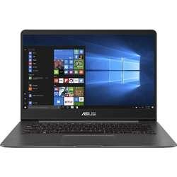 Ultrabook ASUS 14'' ZenBook UX430UQ, FHD, Intel Core i5-7200U, 8GB DDR4, 256GB SSD, GeForce 940MX 2GB, Win 10 Home, Grey