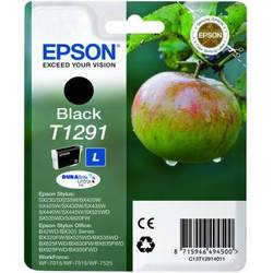 Epson Singlepack Black T1291 DURABrite Ultra Ink 11,2ml