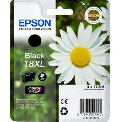 Epson Singlepack Black 18XL Claria Home Ink 11,5ml