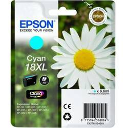 Epson Singlepack Cyan 18XL Claria Home Ink 6,6ml