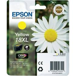 Epson Singlepack Yellow 18XL Claria Home Ink 6,6ml