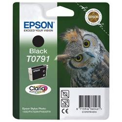 Epson Singlepack Black T0791 Claria Photographic Ink 11ml