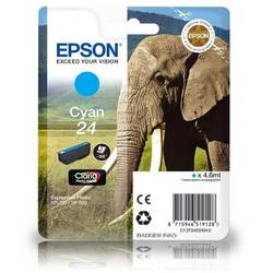 Epson Singlepack Cyan 24 Claria Photo HD Ink 4,6ml