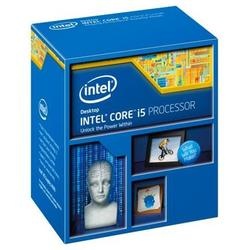 INTEL Procesor CORE I5, I5-4670K 3.4GHz, socket 1150 BX80646I54670K